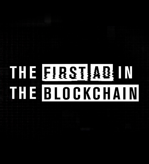 TD Ameritrade<br>The First Ad In The Blockchain