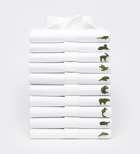 Lacoste<br>Save Our Species