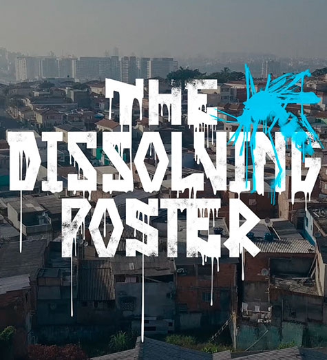 Habitat For Humanity<br>Dissolving Posters