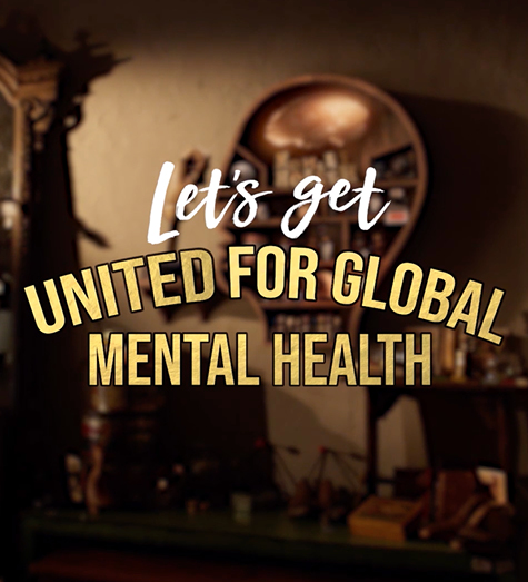 United for Global Mental Health<br>New Mindset